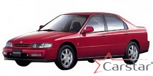 Honda Accord V пр.руль (1993-1998)