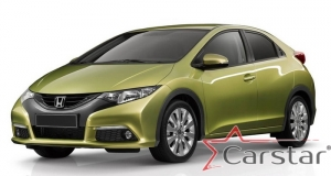 Honda Civic_IX хэтч (2011-2015)