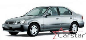 Honda Civic VI пр.руль (1995-2001)