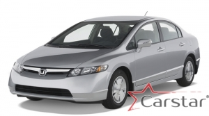 Honda Civic VIII пр.руль (2006-2011)