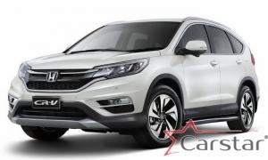 Honda CR-V IV (2012-2016)