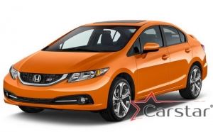 Honda Civic_IX седан (2011-2015)