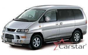 Mitsubishi Delica IV Long пр.руль (1994-2007)