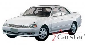 Toyota Chaser V пр.руль (1992-1996)