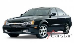 Chevrolet Evanda (2004-2006)