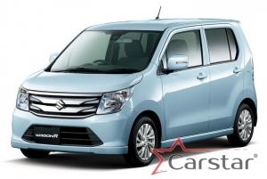 Suzuki Wagon R пр.руль V (2012-2017)