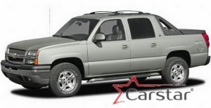 Chevrolet Avalanche I (2001-2006)