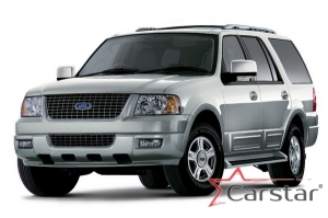 Ford Expedition II 3 ряда (2002-2006)