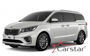 Kia Carnival III 2+2 без трансформеров (2014->)