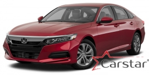 Honda Accord_X (2017->)