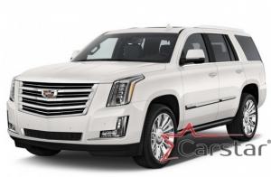 Cadillac Escalade IV 3 ряда (2014->)
