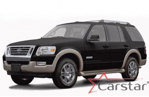 Ford Explorer IV 3 ряда (2005-2010)