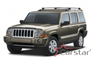 Jeep Commander 3 ряда (2006-2010)