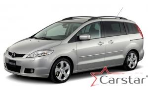 Mazda 5 I 3 ряда (2005-2010)