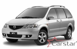 Mazda MPV II 3 ряда (1999-2006)