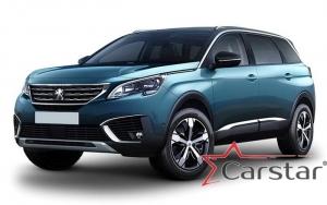 Peugeot 5008 II 3 ряда (2017->)