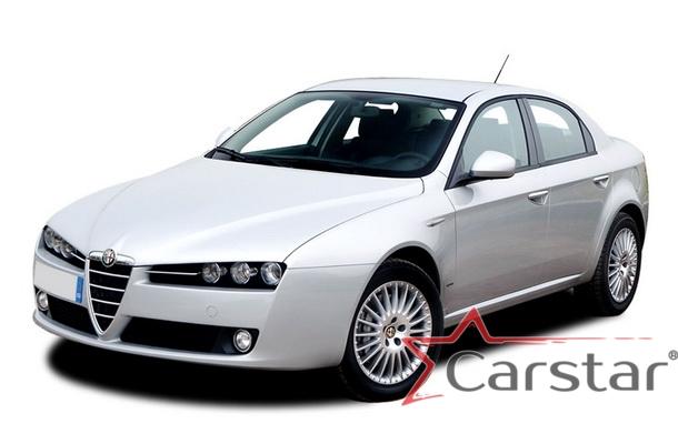 Автомобильные коврики EVA для Alfa Romeo 159 (2005-2012)