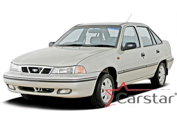 Автомобильные коврики EVA для Daewoo Nexia (1995-2016)