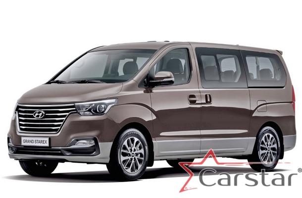 Автомобильные коврики EVA для Hyundai Grand Starex Urban (2017->)