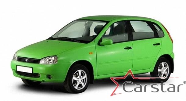 Автомобильные коврики EVA для Lada Kalina I (2004-2013)