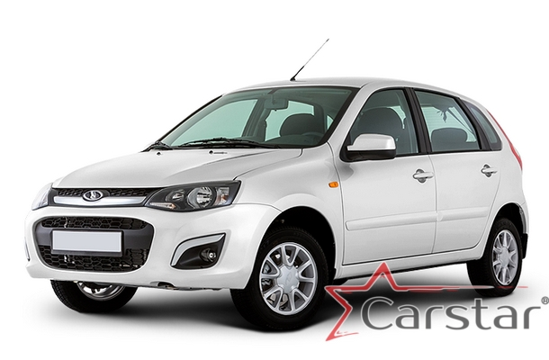 Автомобильные коврики EVA для Lada Kalina II (2013->)
