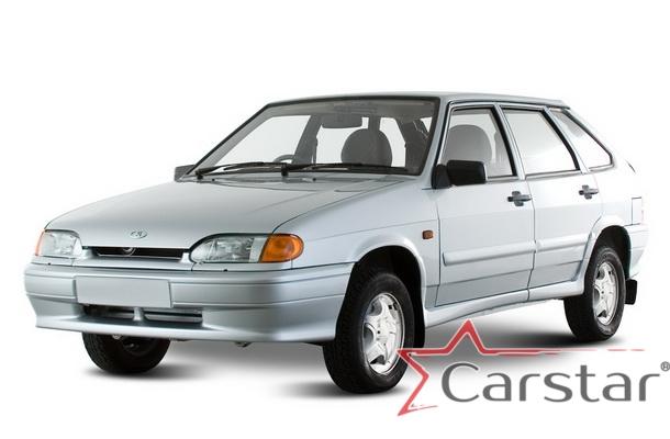 Автомобильные коврики EVA для Lada 2113-2115 Samara II (1997-2012)