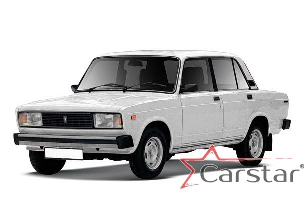 Автомобильные коврики EVA для Lada 2101-2107 (1970-2012)