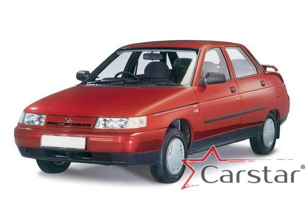 Автомобильные коврики EVA для Lada 2110-2112 (1995-2014)