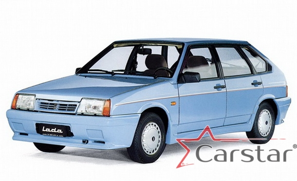 Автомобильные коврики EVA для Lada 2108-2109 Samara I (1984-2004)