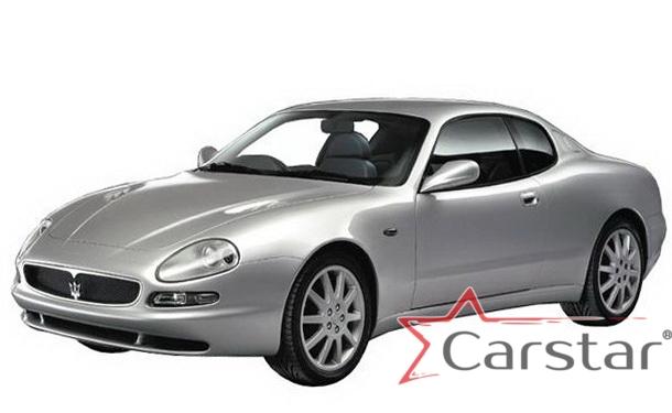 Автомобильные коврики EVA для Maserati 4200 GT (2002-2007)