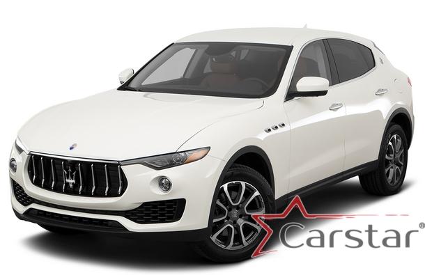 Автомобильные коврики EVA для Maserati Levante I (2016->)
