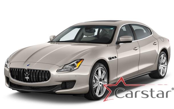 Автомобильные коврики EVA для Maserati Quattroporte VI (2012->)