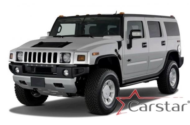 Автомобильные коврики EVA для Hummer H2 (2002-2009)