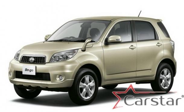 Автомобильные коврики EVA для Daihatsu Be-go пр.руль (2006->)