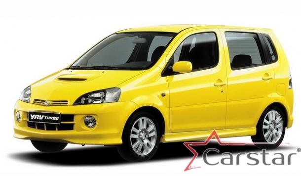 Автомобильные коврики EVA для Daihatsu YRV пр.руль (2000-2005)