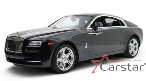 Автомобильные коврики EVA для Rolls-Royce Wraith (2013->)