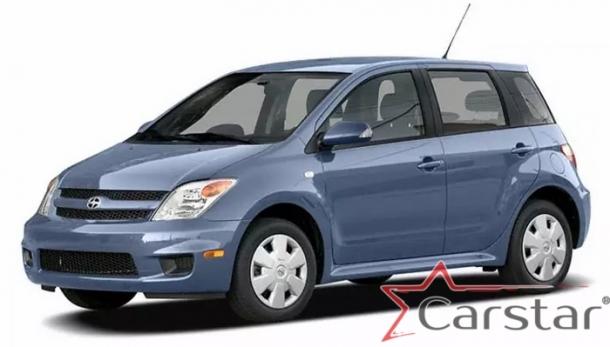 Автомобильные коврики EVA для Scion xA I (2004-2007)