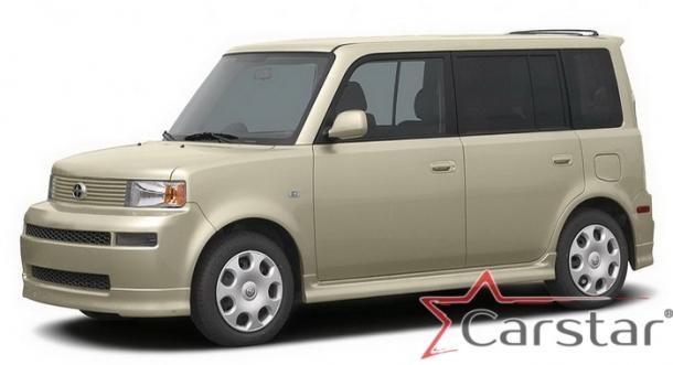 Автомобильные коврики EVA для Scion xB I (2003-2007)