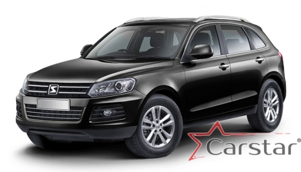 Автомобильные коврики EVA для Zotye T600 (2015->)