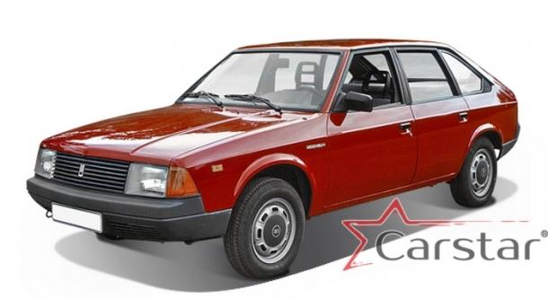 Автомобильные коврики EVA для Москвич 2141 (1986-2003)