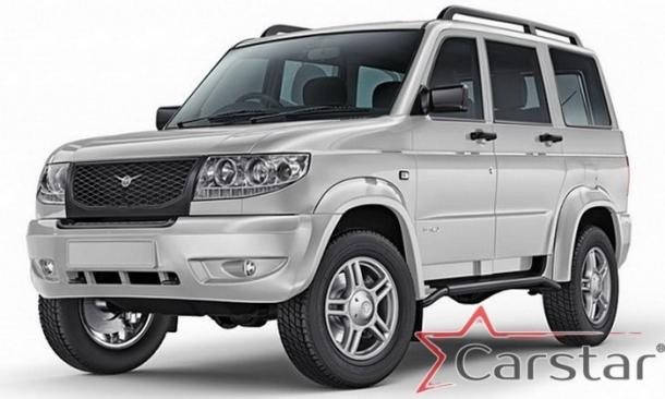 Автомобильные коврики EVA для УАЗ Patriot (2005-2014)