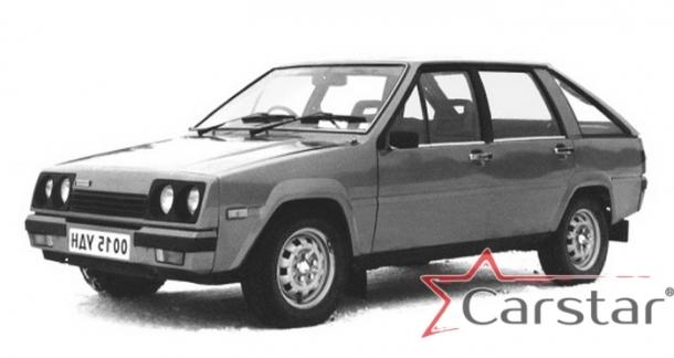 Автомобильные коврики EVA для Иж 2126 Орбита (1977-1990)