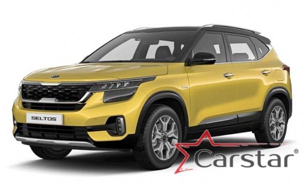 Автомобильные коврики EVA для Kia Seltos I (2019->)